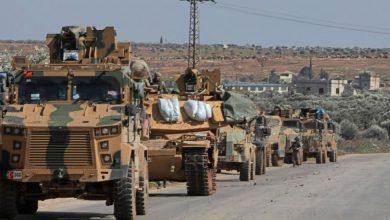 Photo of الاحتلال التركي يدخل عشرات الأرتال العسكرية إلى إدلب!