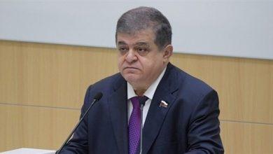 صورة عضو في مجلس الاتحاد الروسي: سنواصل دعم سورية ولن تروعنا واشنطن