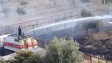 Photo of أصيب بها 5 أشخاص … 225 حريقاً في حماة الشهر الماضي