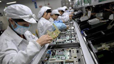 Photo of الشركات الصناعية بالصين تحقق نمواً بالأرباح لأول مرة منذ 6 أشهر