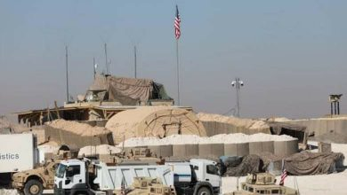 صورة الاحتلال الأميركي يُدخل 40 شاحنة إلى قواعده غير الشرعية بريف الحسكة 