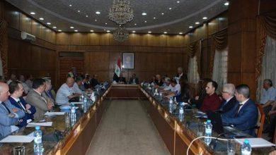 Photo of الوفد الوزاري يُحفّز الفعاليات الاقتصادية في حماة على العمل والإنتاج