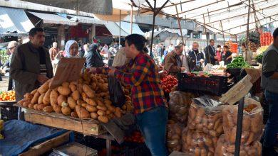 صورة «التموين» تخالف 29 محلّ في سوق الهال بدمشق لعدم إعطاء فواتير