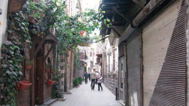 صورة المحافظة تمنع وقوف وتوقف السيارات في دمشق القديمة يومي الجمعة والسبت
