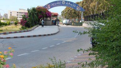"""صورة رئيس جامعة تشرين لـ""""الوطن"""": نتائج مسحات الطلاب في المدينة الجامعية سلبية"""
