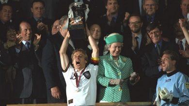 صورة في مثل هذا اليوم.. ألمانيا بطلة أوروبا للمرة الثالثة