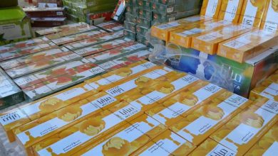 Photo of ضبط كمية كبيرة من المعسل المنتهي الصلاحية والدخان المزور في حمص