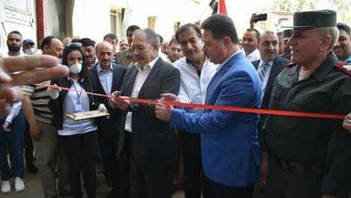 Photo of اللجنة الوزارية تدشن مراكز خدمية بريف حلب الشرقي