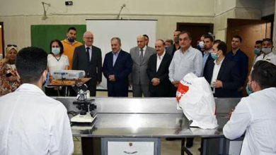 Photo of جامعة حلب تطالب بتوسيع ملاكها وزيادة الاهتمام بالبحث العلمي