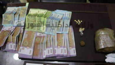 Photo of قسم شرطة الحميدية يقبض على 3 أشخاص بجرائم النشل وترويج المخدرات