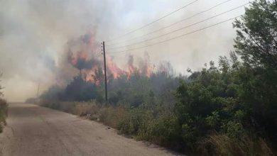 Photo of السيطرة على حريق بطريق البسيط.. والعمل مستمر حتى إخماده