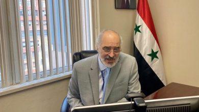 صورة الجعفري: أوفينا بالتزاماتنا وحان الوقت لإغلاق ملف سورية الكيميائي