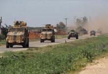 Photo of الدورية المشتركة الروسية التركية الـ 14 تقلص مسارها إلى أورم الجوز على «M4»