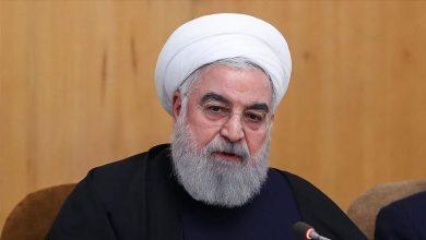 صورة روحاني: أميركا المقصّر الأساسي ومنتهكة للقانون