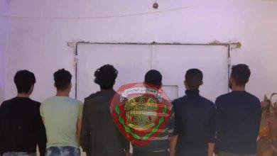 Photo of توقيف عصابة تمتهن سرقة المنازل والمحال التجارية في حماة