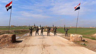 Photo of الجيش يمنع رتلاً للاحتلال الأميركي من اجتياز أحد حواجزه بريف الحسكة الشرقي