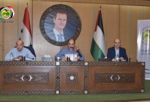 Photo of الهلال: استهداف القائد بشار الأسد نتيجة مواقفه الرجولية ومبادئه الثابتة ورفضه تقديم التنازلات