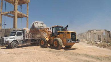 Photo of أعمال إعادة إعمار ريف حلب الشمالي المحرر مستمرة