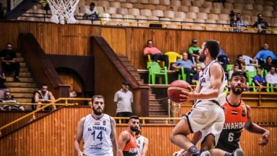 Photo of الجلاء يتابع انتصاراته في دوري السلة