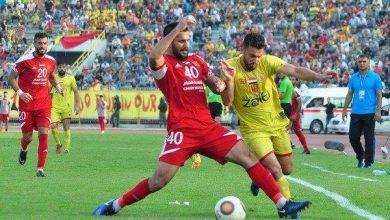 صورة قراءة في مباريات الجولة (25) من الدوري الكروي الممتاز