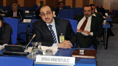 """Photo of صباغ: قرار منظمة حظر """"الكيميائي"""" مسيس ومنحاز ويعطي الذرائع لارتكاب المزيد من أعمال العدوان على سورية"""