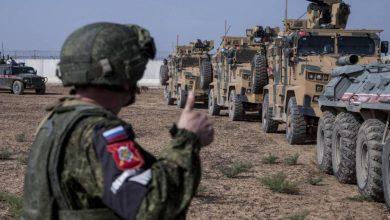"""صورة روسيا تعلق تسيير الدوريات المشتركة مع تركيا على """"M4"""" لحين تأمين الطريق"""