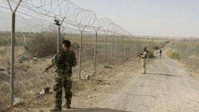 Photo of نظام مراقبة ذكي وأسلاك شائكة وأبراج مراقبة وكاميرات حرارية لتأمين الحدود العراقية السورية
