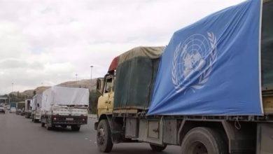 Photo of روسيا تعلن إعدادها مشروع قرار جديد لنقل المساعدات الإنسانية إلى سورية