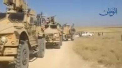 Photo of الجيش يمنع دورية للاحتلال الأميركي من العبور من حاجزين بريف تل تمر
