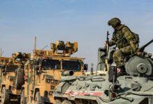 Photo of الدورية المشتركة الروسية التركية الـ19 تجتاز جسر الشغور وتصل «الغسانية» على «M4»