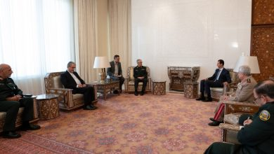 Photo of الرئيس الأسد: توقيع اتفاقية التعاون العسكري والتقني بين سورية وإيران تجسد مستوى العلاقات الإستراتيجية التي تجمع بين البلدين