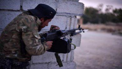 Photo of اشتباكات عنيفة بين إرهابيي النظام التركي في رأس العين وسقوط قتلى ومصابين