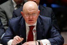 Photo of نيبينزيا: روسيا تعدّ مشروعاً لقرار جديد حول إيصال المساعدات.. وتشانغ جيون: تحسين الوضع الإنساني هو مسؤولية الحكومة السورية