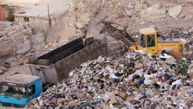 Photo of ٦٠٠ ألف طن من النفايات نقلتها نظافة دمشق خلال النصف الأول