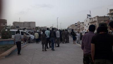 Photo of توتر في «الباب» المحتلة وانفجار عبوة ناسفة