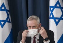 Photo of وزير الحرب الإسرائيلي «بيني غانتس» يدخل الحجر الصحي