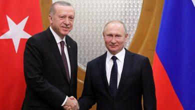 Photo of بوتين وأردوغان يبحثان الأزمة السورية: أهمية زيادة الجهود لتعزيز التسوية