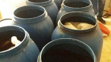 Photo of ضبط طن مواد فاسدة بمعمل كونسروة وأخرى منتهية الصلاحية في معمل حلويات بريف دمشق