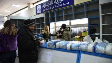 صورة السورية للتجارة تمدد فترة بيع المواد المدعومة للدفعة الماضية