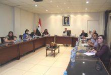 Photo of لجنة تنفيذ توصيات مؤتمر الإسكان الوطني تناقش ما تم إنجازه
