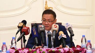 صورة سفير الصين في دمشق بكلمة له عبر «الوطن»: سورية صديق حميم وحريصون على زيادة التعاون المتميز بيننا