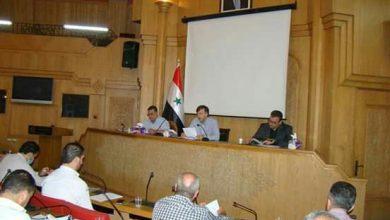 Photo of أعضاء مجلس بلدية حلب يطالبون برفع قيم تعويض الأضرار والإسراع بصرفها