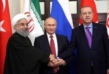 Photo of قادة الدول الضامنة لعملية «أستانا»: رفض أي محاولات لبناء واقع جديد في سورية بذريعة مكافحة الإرهاب