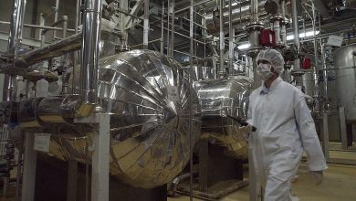 صورة إيران والوكالة الدولية للطاقة الذرية في بيان مشترك: طهران ستسمح للوكالة بزيارة منشأتين