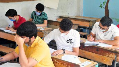 صورة 1303 طلاب قدموا امتحاناتهم اليوم بمادة التربية الوطنية