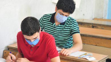 صورة 672 طالباً وطالبة في امتحانات اليوم الثاني من الدورة التكميلية الثانية بالحسكة