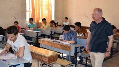 صورة 13572 طالباً وطالبة يشتركون في الدورة الثانية بحلب.. العلمي ضعف الأدبي