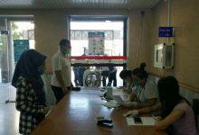 Photo of بدء التقدم لمسابقة الصحة في اللاذقية والالتزام بالشروط الوقائية
