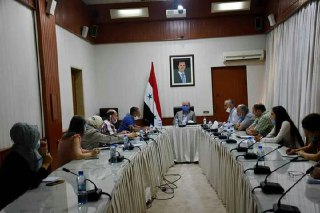 Photo of حمص تستكمل إنشاء بنك المعلومات الخاص بشؤون الشهداء والجرحى