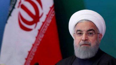 صورة روحاني: ترامب تسبب بخسائر كبيرة للشعب الأمريكي، وهيبة أمريكا